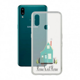 Protection pour Samsung Galaxy A10s Contact Flex Home TPU