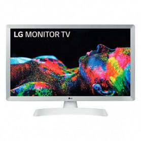 "TV intelligente LG 24TL510SWZ 24"" HD LED WiFi Blanc"