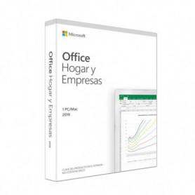 Microsoft Office 2019 Maison et Bureau Microsoft T5D-03325 (1 Licence)