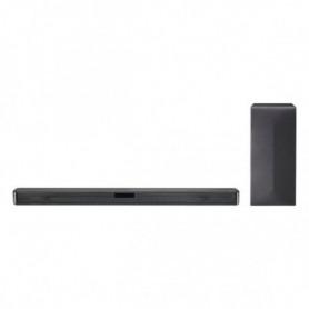 Barre de Son Sans Fil LG SN4 2.1 Bluetooth 300W Noir