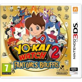 Yo-Kai Watch 2 : Fantômes Bouffis Jeu 3DS