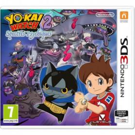 Yo-Kai Watch 2 : Spectres Psychiques Jeu 3DS