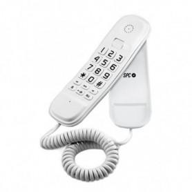 Téléphone fixe SPC 3601B Blanc