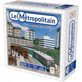 TOPI GAMES Metropolitain - Jeux de découverte