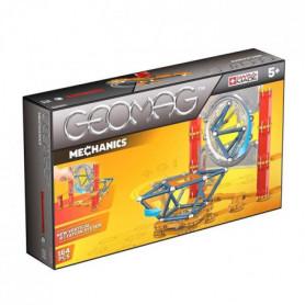 GEOMAG MECHANICS Jeu de Construction Magnétique 164pcs