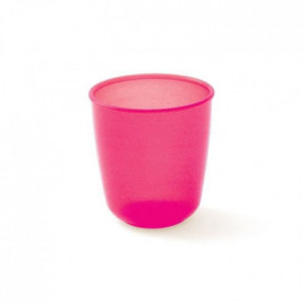 MILL'O BÉBÉ Gobelet micro-ondable Polypropylene 15 CL Rouge grenadine
