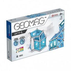 GEOMAG PRO L Jeu de Construction Magnétique 75 pcs