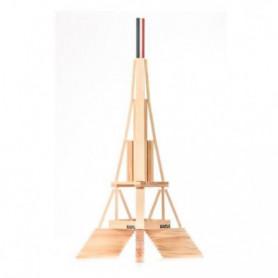 KAPLA La Tour Eiffel - 105 Planchettes