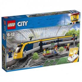 LEGO City 60197 Train de Passagers Télécommandé