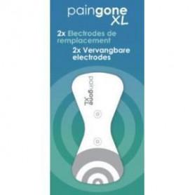 Paingone XL - Electrodes de remplacement - Pack de 2 paires