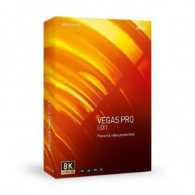 MAGIX VEGAS Pro 18 Edit