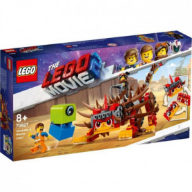 LEGO Movie 70827 Ultrakatty et la guerriere Lucy !