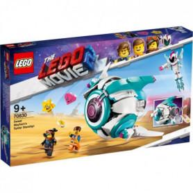 LEGO Movie 70830 Le vaisseau spatial Systar