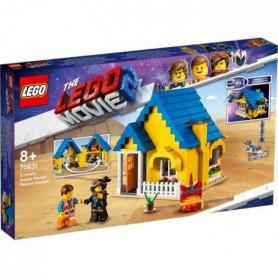 LEGO Movie 70831 La maison-fusée d'Emmet !
