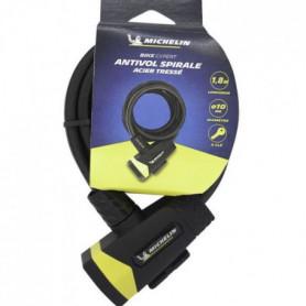 MICHELIN Antivol spiral D10x1800mm +support