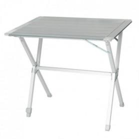 TRIGANO Table Aluminium 80