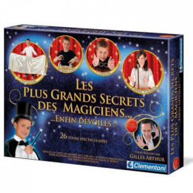 CLEMENTONI Magie Les plus Grands Secrets