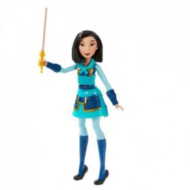 Disney Princesses - Poupee Princesse Disney Mulan Guerriere
