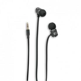 MUSE M-107 CF Ecouteurs stéréo avec microphone et télécommande