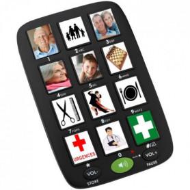 Mémo Phone HESTEC - 12 numéros de téléphone