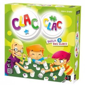 GIGAMIC Jeu Clac Clac