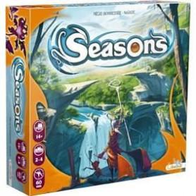 ASMODEE - Seasons - Jeu de société