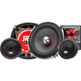 MTX TX650S Haut-parleurs Kit 13cm 2 voies 80W RMS 4O