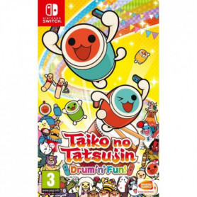 Taiko no tatsujin Jeu Nintendo Switch