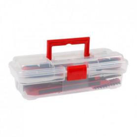 COGEX Boite de 48 outils complet - Boîte transparente