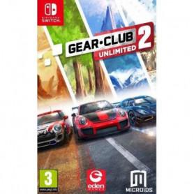 Gear Club Unlimited 2 Jeu Switch