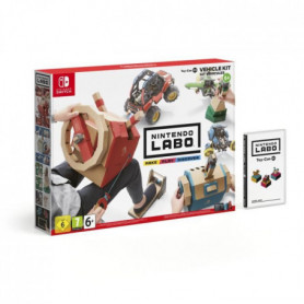 Nintendo Labo Kit Vehicules Toy-Con 03