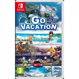Go Vacation Jeu Nintendo Switch