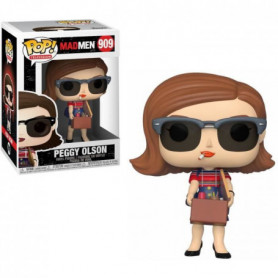 Figurine Funko Pop! TV : Mad Men S1 - Peggy