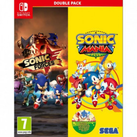 Sonic Double Pack Jeu Switch