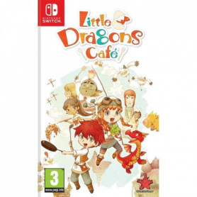 Little Dragons Cafe Jeu Switch