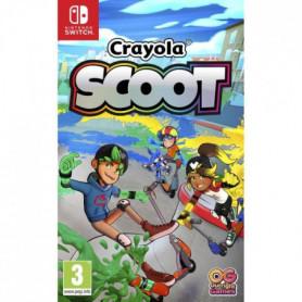 Crayola Scoot Jeu Switch