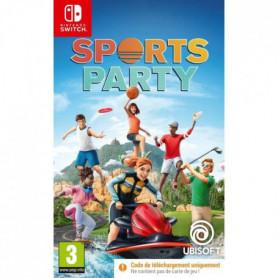 Sports Party Jeu Switch (Code de téléchargement)