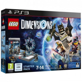 LEGO Dimension Starter Pack - Jeu PS3