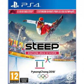 Steep Edition Jeux d'Hiver PS4 - Jeu de base