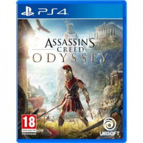 Assassin's Creed Odyssey Jeu PS4