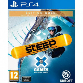 STEEP X Games Edition Gold Jeu PS4