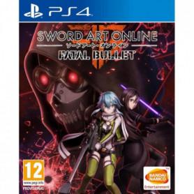 Sword Art Online - Fatal Bullet Jeu PS4