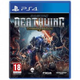 Space Hulk Deathwing Enhanced Edition Jeu PS4