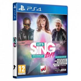 Let's Sing 2019 Hits français et internationaux