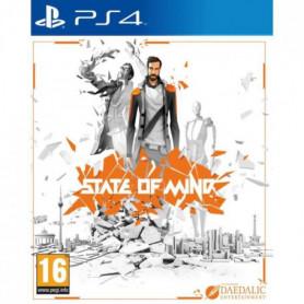 State of Mind Jeu PS4