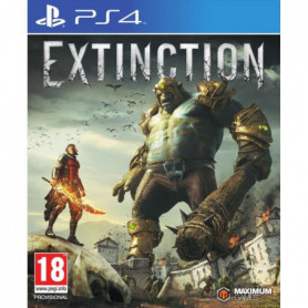 Extinction Jeu PS4