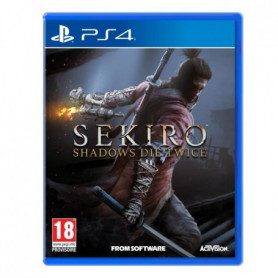 SEKIRO: Shadows Die Twice Jeu PS4