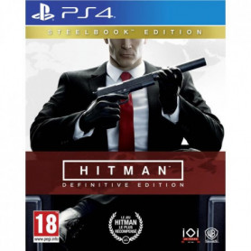 Hitman: Definitive Edition Steelbook