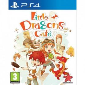 Little Dragons Cafe Jeu PS4