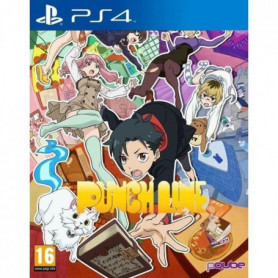Punch Line Jeu PS4